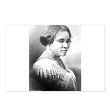 Madame C.J. Walker Postcards (Package of 8)