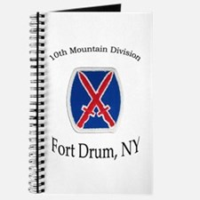 10TH MOUNTIAN DIV Journal