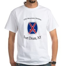 10TH MOUNTIAN DIV Shirt