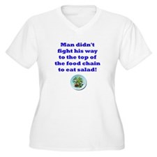 Anti-vegitarian T-Shirt