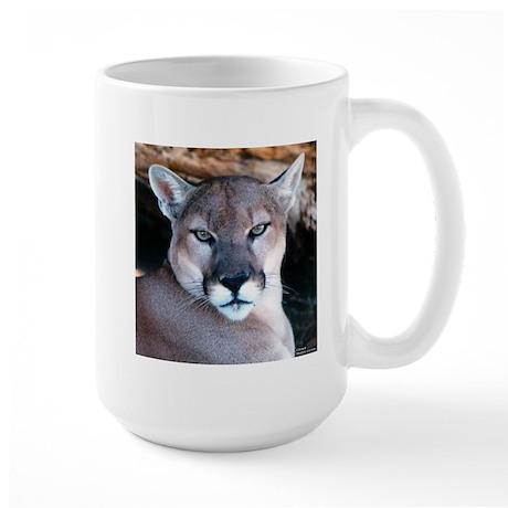 Cougar Large Mug