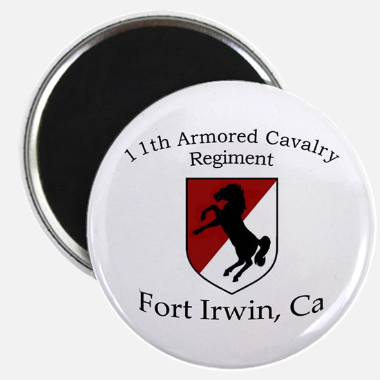 11TH ARMORED CAVALRY REGIMENT Magnet