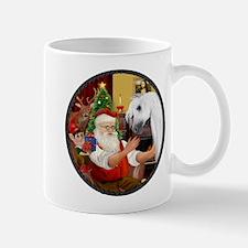 Santa/Horse (Ar-W) Mug