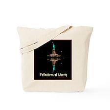 Reflections of Liberty - Tote Bag