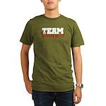Team Vampire Twilight Organic Men's T-Shirt (dark)