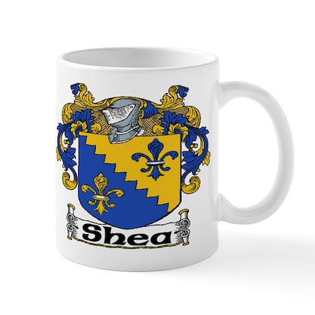 Shea Coat of Arms Mug