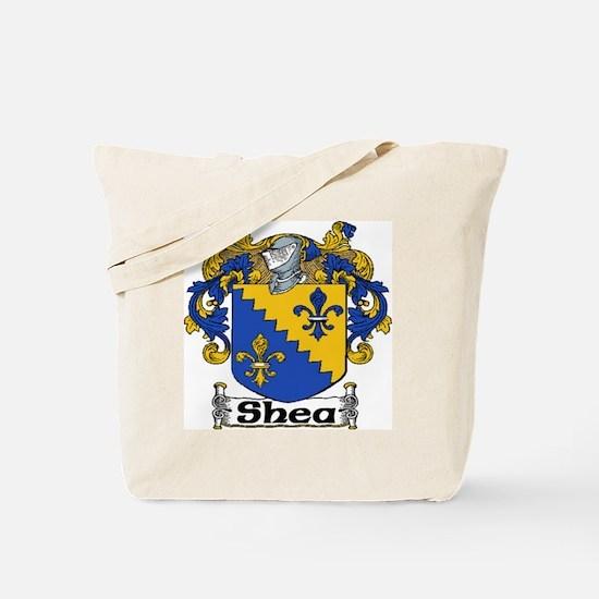 Shea Coat of Arms Tote Bag