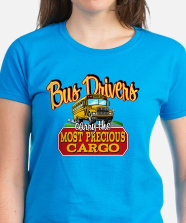 Most Precious Cargo Women's Dark T-Shirt
