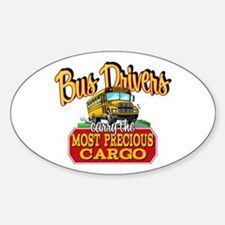 Most Precious Cargo Oval Sticker (10 pk)