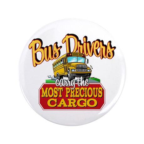 """Most Precious Cargo 3.5"""" Button"""