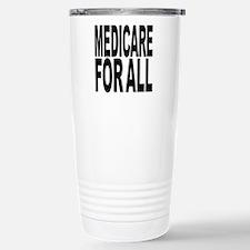 Medicare For All Stainless Steel Travel Mug