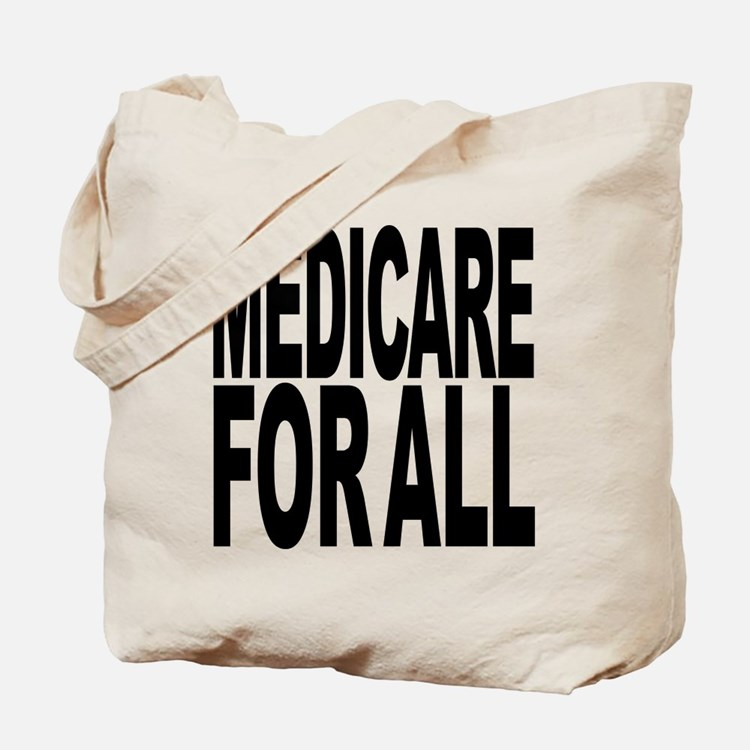 Medicare For All Tote Bag