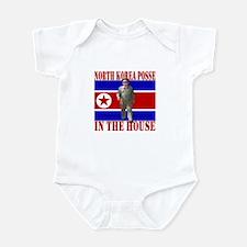 Funny Kim jong il Infant Bodysuit