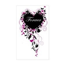 Twilight Forever Rectangle Decal