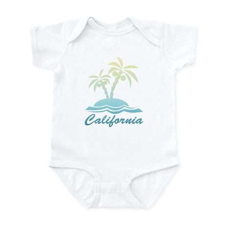 California Infant Bodysuit