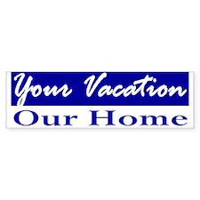 Respect Our Home Bumper Bumper Sticker