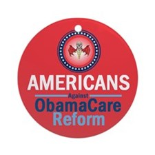 HEALTH CARE Anti Ornament (Round)