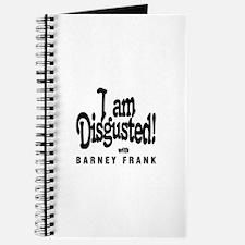 Cute Barney Journal
