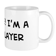 Trust Me: Poker player Small Mug