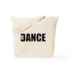 Dance (Jazz) Tote Bag