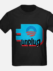 Unplug Obama Logo T