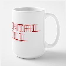 Horizontal Scroll Mug