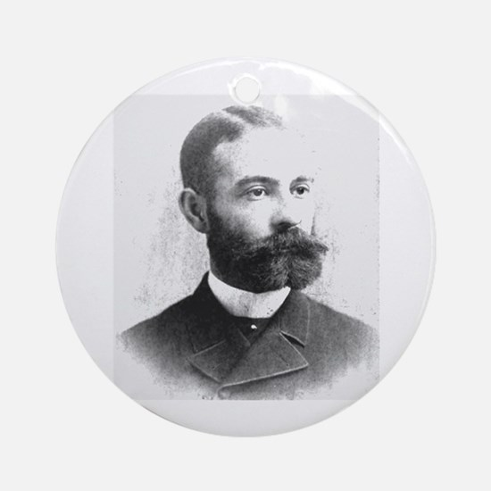 Dr. Daniel Hale Williams Ornament (Round)