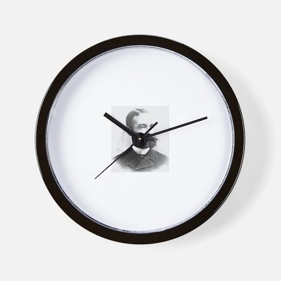 Dr. Daniel Hale Williams Wall Clock