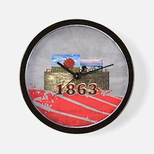 ABH Chancellorsville Wall Clock
