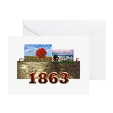 ABH Chancellorsville Greeting Card