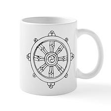 Dharma Wheel Mug