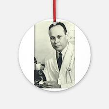 Dr. Charles Drew Ornament (Round)