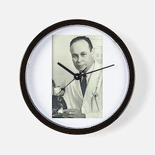 Dr. Charles Drew Wall Clock