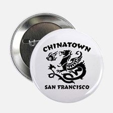 Chinatown San Francisco Button