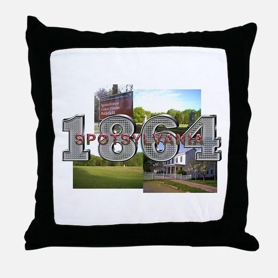 ABH Spotsylvania Throw Pillow