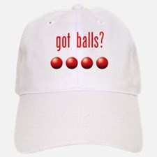 Got Dodge Balls? Baseball Baseball Cap