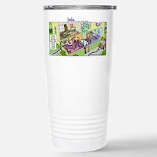 Unique Family circus Travel Mug
