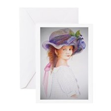 Buttons and Bows - Greeting Cards (Pk of 20)