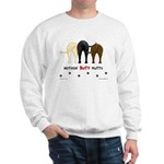 Dog Mutts (Mixed Breeds) Sweatshirt