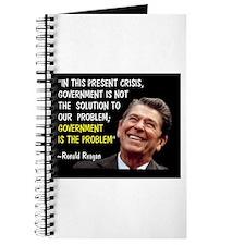 AMERICA'S GREATEST PRESIDENT Journal