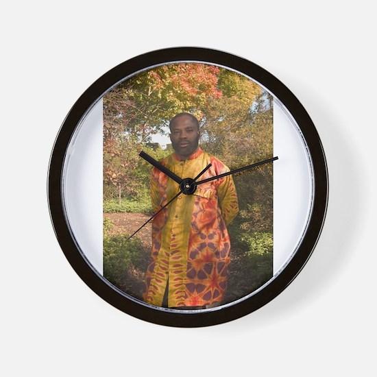 Philip Emeagwali Wall Clock