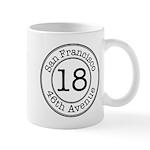 18 46th Avenue Mug
