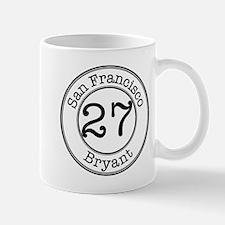 Circles 27 Bryant Mug