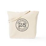 Circles 28 19th Avenue Tote Bag