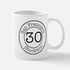 Circles 30 Stockton Mug