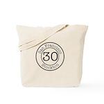 Circles 30 Stockton Tote Bag