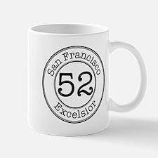 Circles 52 Excelsior Mug