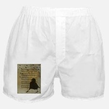Crow Strut Boxer Shorts