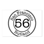 Circles 56 Rutland Postcards (Package of 8)