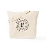 Circles F Market-Wharves Tote Bag